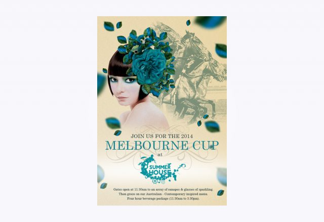 Summer House - Melbourne Cup