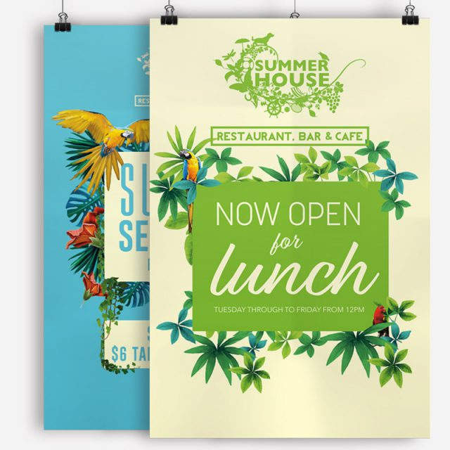 Summer House - Open for Lunch